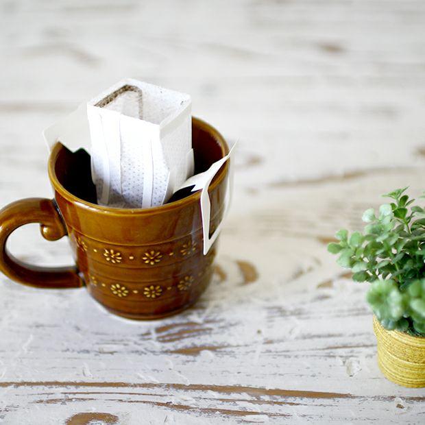 カフェインレス(デカフェ)コーヒー ドリップバッグ 11個入り